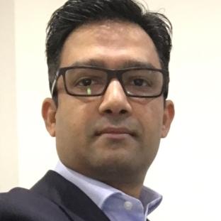 Dr Vinay Eligar