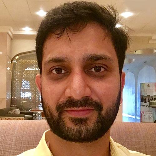 Dr Moien Khan